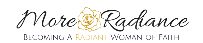 More Radiance - A Blog for Conservative Christian Women